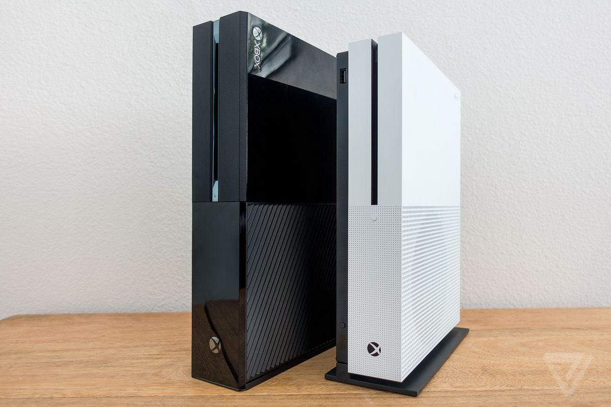 X-Box One S