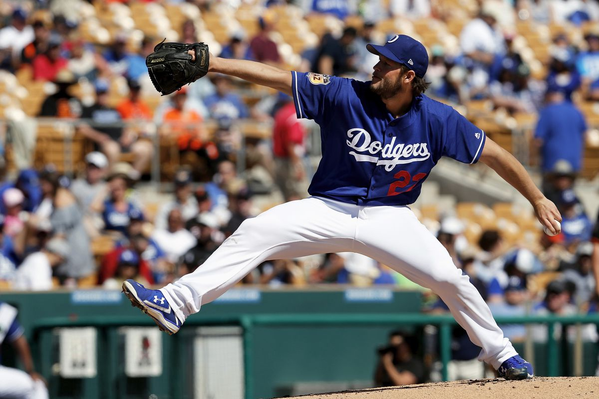 Clayton Kershaw (GettyImages)