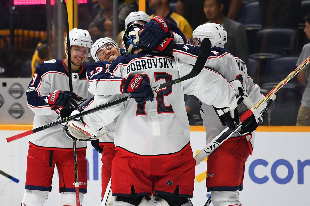 Game 8x Recap: Who Cares if it's the Preseason, the Jackets Beat ...