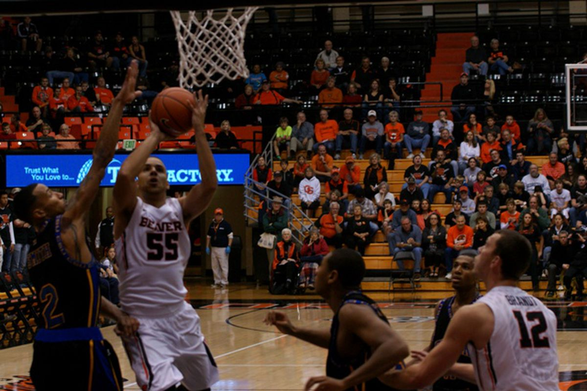 Roberto Nelson had a career high 36 points, but it wasn't enough to beat Coppin St.