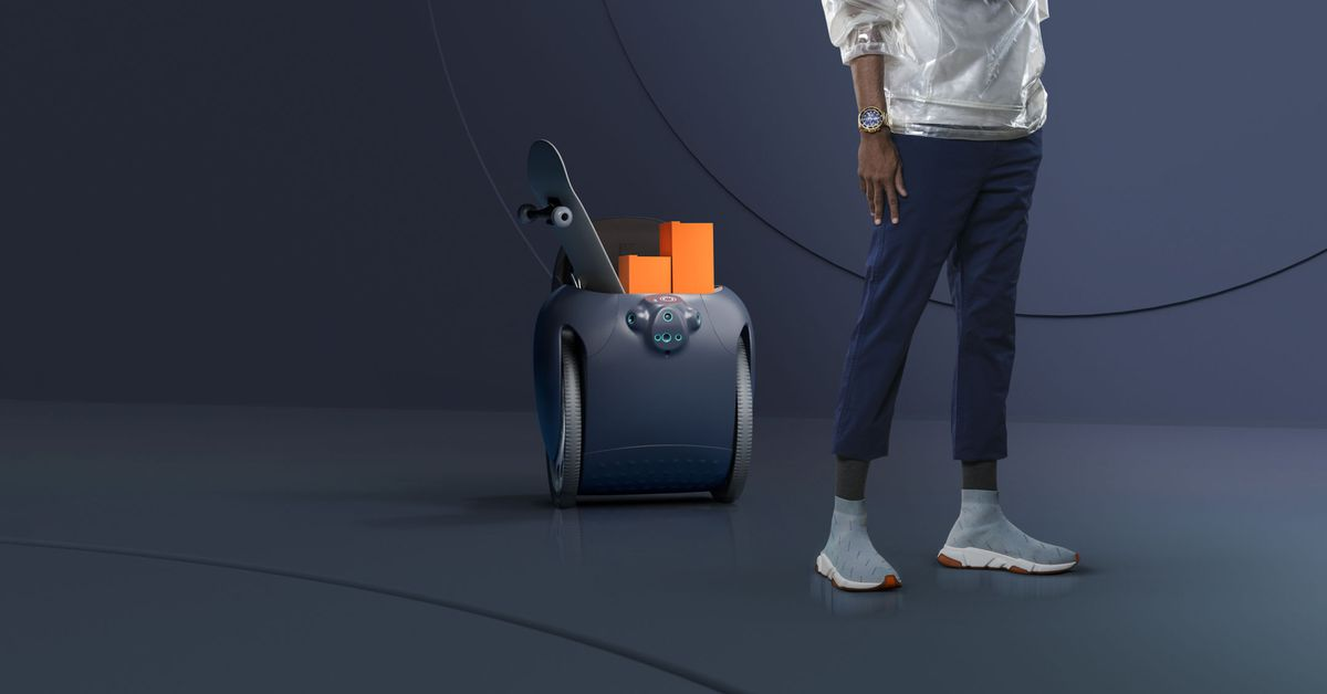 Gita, the cargo robot from the makers of Vespa, is going on sale for $3,250