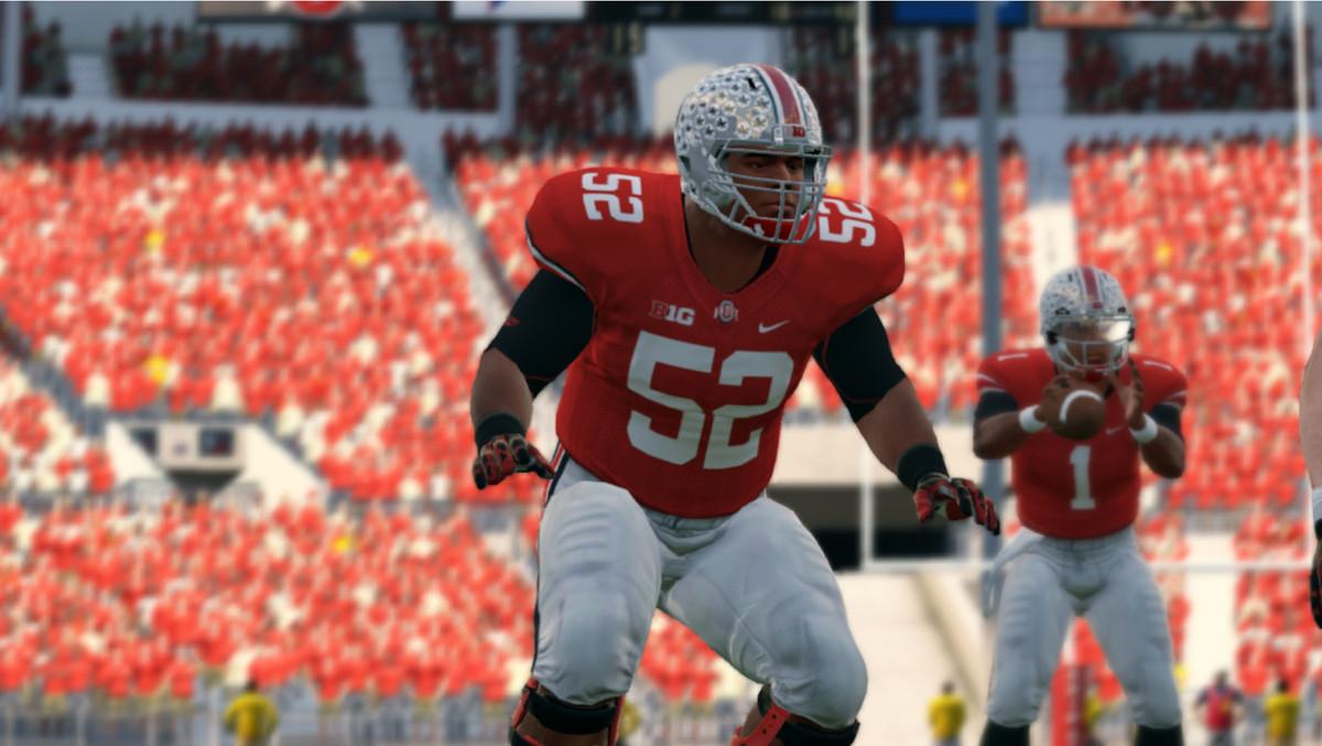 Wyatt Davis will start Ohio State's 2020 football season opener streamed by LandGrantHolyLand on Twitch