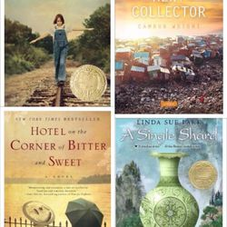 Larraine Nelson, who recommended these books, is a member of a Provo-based neighborhood women's book club that began more than 20 years ago.