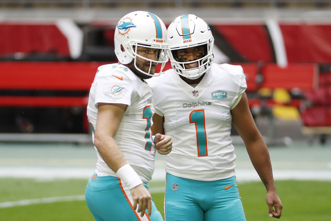 Miami Dolphins v Arizona Cardinals