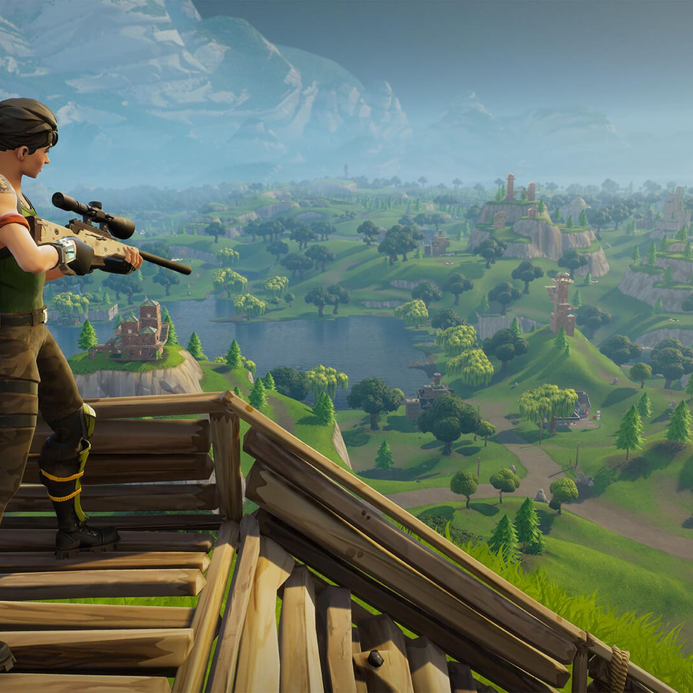 Epic Games receives scathing legal rebuke from 14-year-old Fortnite
