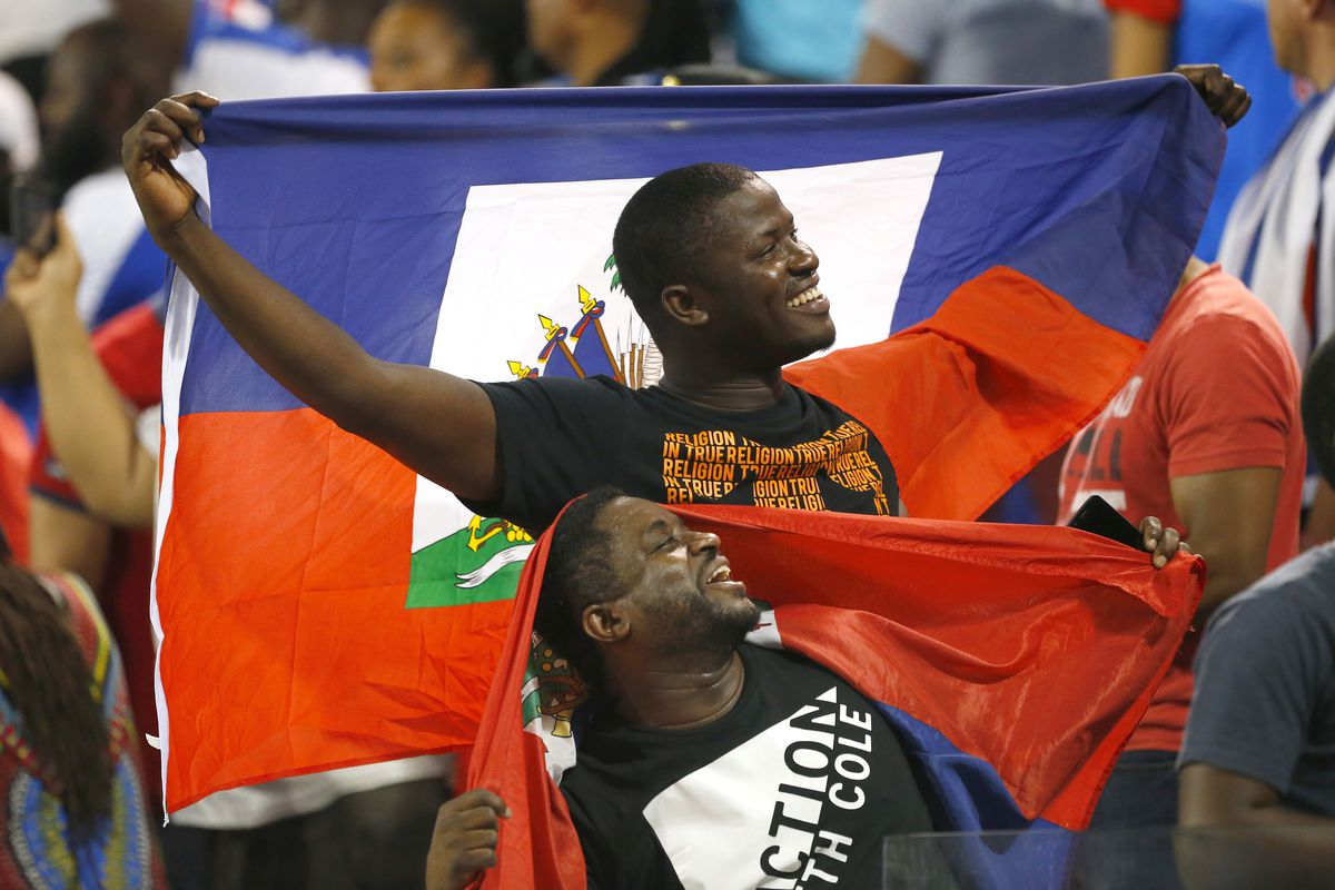 Soccer: CONCACAF Gold Cup-Haiti at Costa Rica