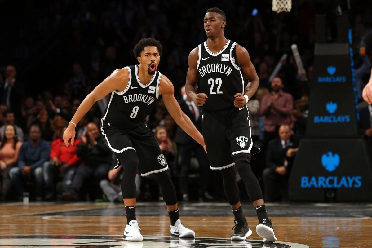 Spencer Dinwiddie's trainer thinks position-less Nets can be