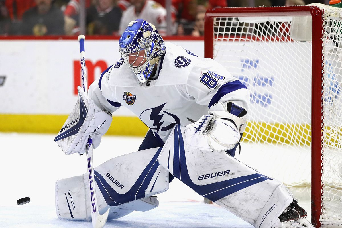 Tampa bay lightning blank the chicago blackhawks 2 0 raw charge photo by jonathan danielgetty images geenschuldenfo Image collections