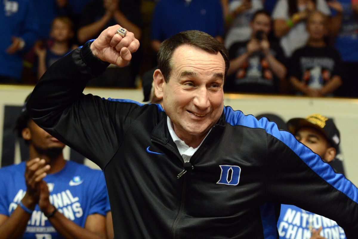 Brandon Ingram just committed, but there may be another star lurking in the class of 2017 to keep Coach K excited.