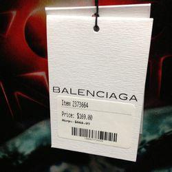 Balenciaga for less than $200.