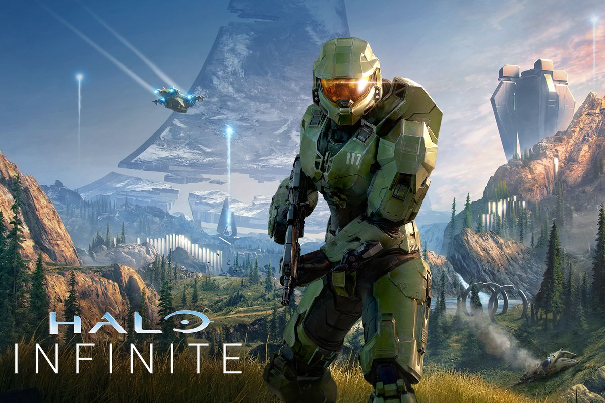 Microsoft confirms Halo Infinite multiplayer will be free-to-play and up to  120fps - The Verge