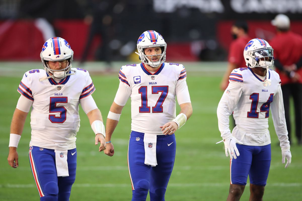 Chargers Vs Bills Game Thread Bolts From The Blue
