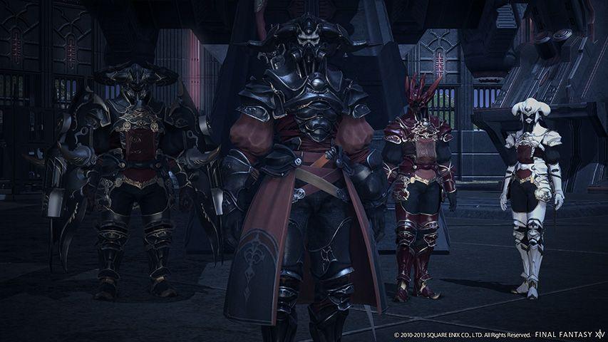 Garleans from Final Fantasy 14