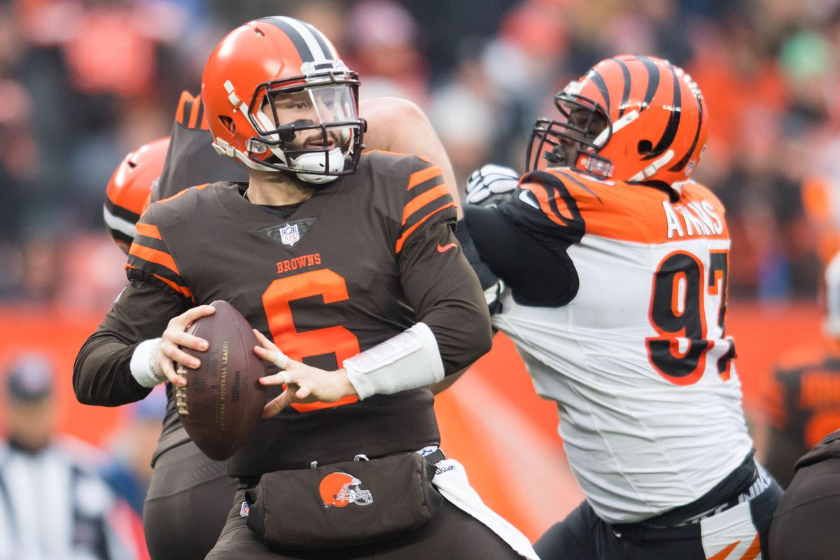 Cleveland Browns: Baker Mayfield receives reprieve from the