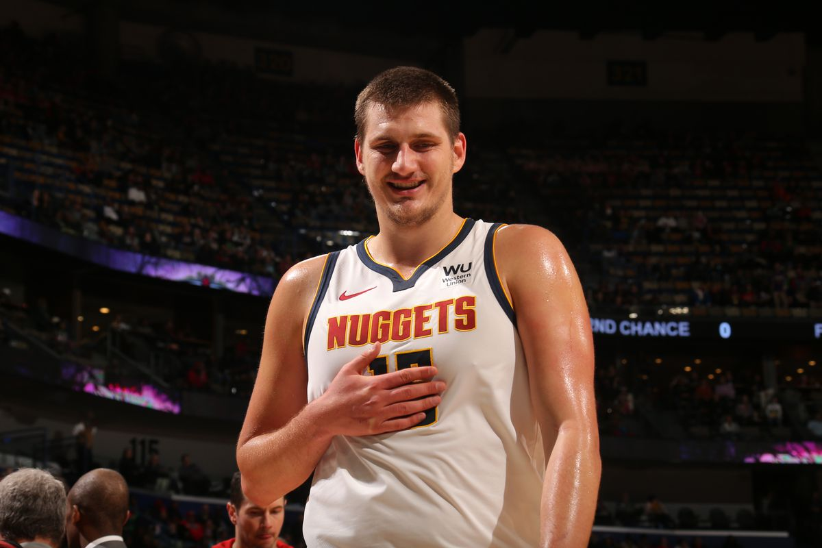 Image result for nikola jokic""