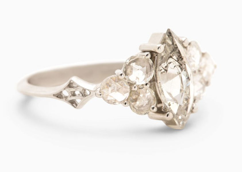 10 Gorgeous Indie Engagement Rings Under 6000 Racked NY