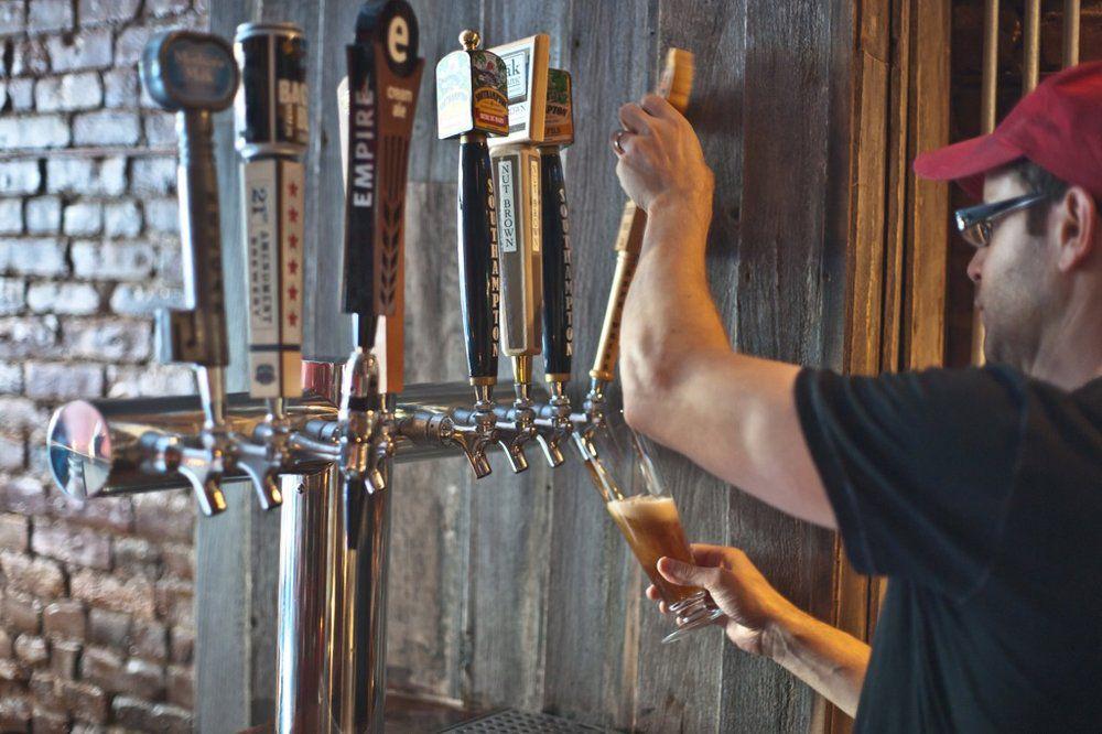 Upstate Craft Beer & Oyster Bar