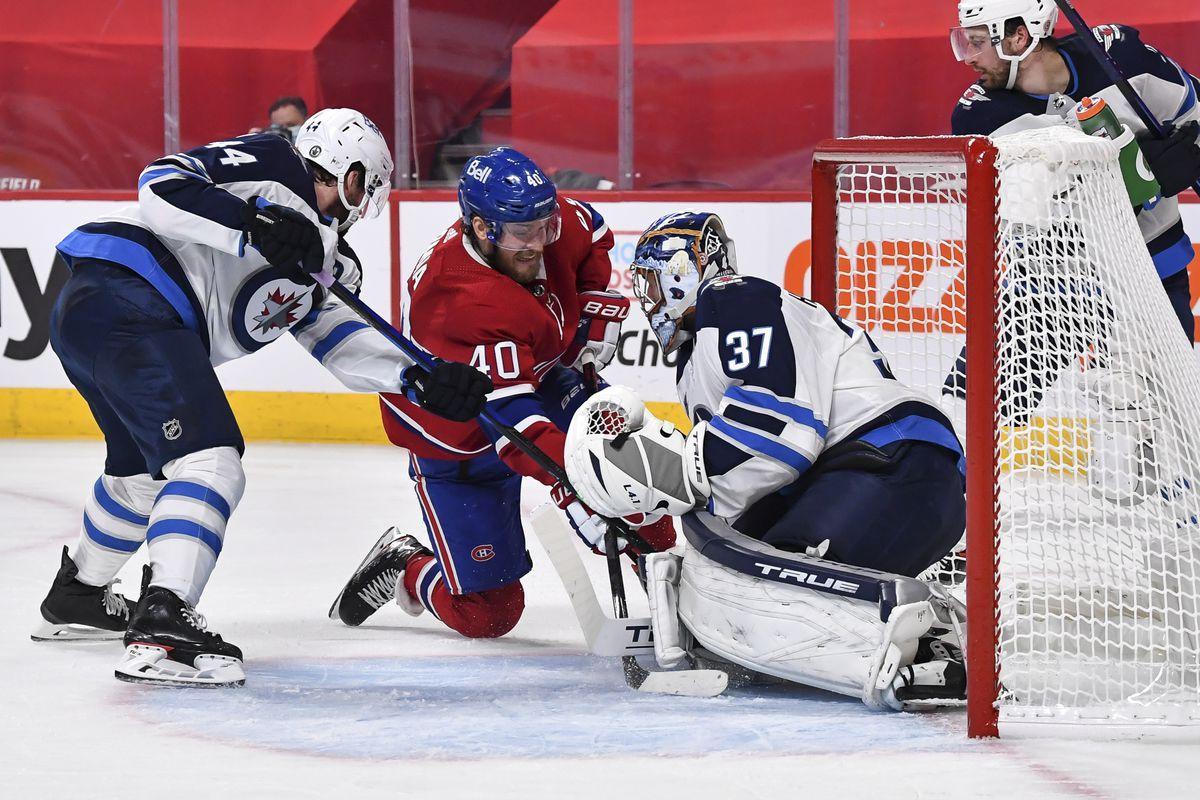 Winnipeg Jets v Montreal Canadiens - Game Three