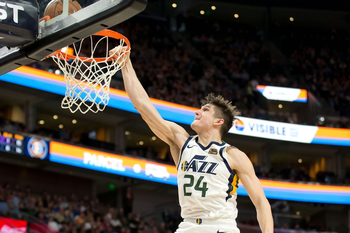 separation shoes 8e5e3 f7dbc Getting to Know Grayson Allen - Grizzly Bear Blues