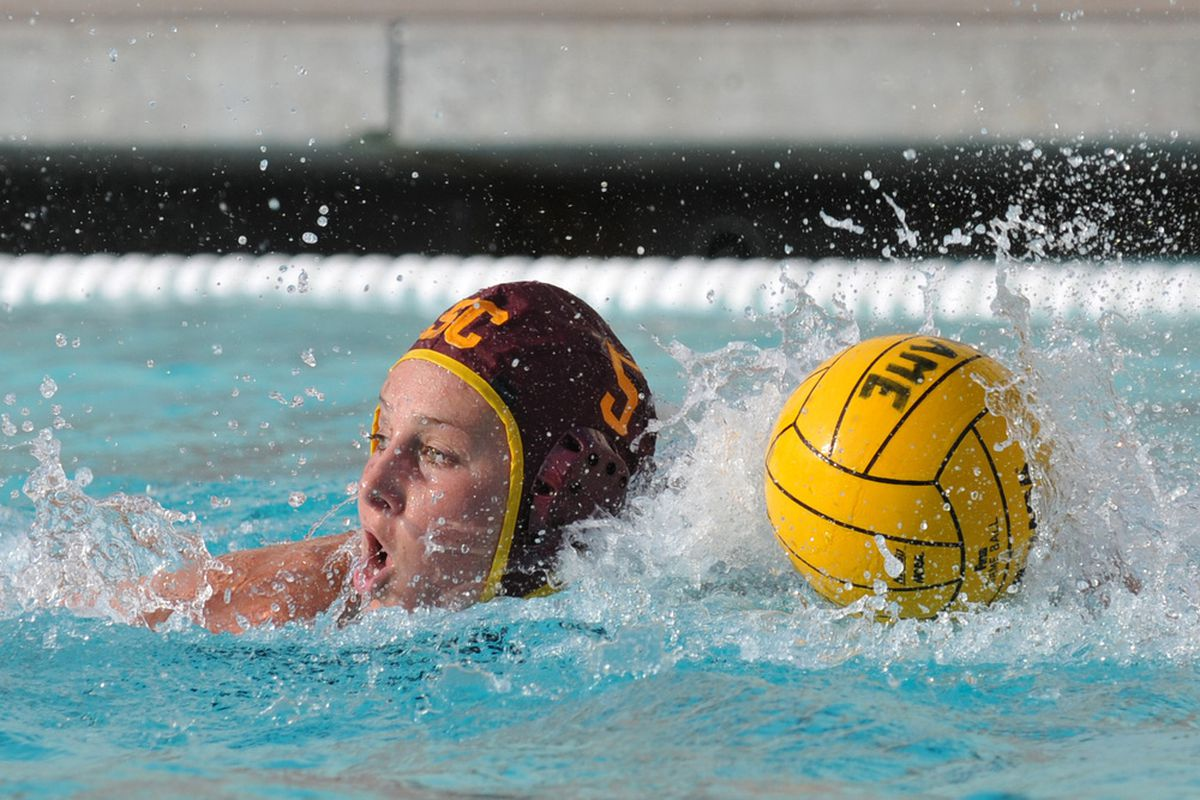 The Women of Troy scored a season-high 20 goals in their opening round matchup against No. 7 seed Marist. (Photo Credit: Daily Trojan)