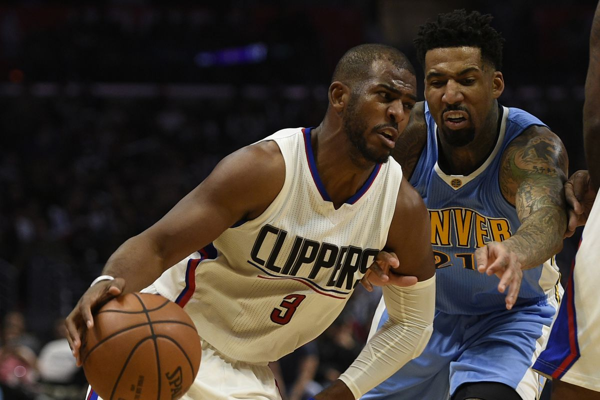 NBA: Denver Nuggets at Los Angeles Clippers