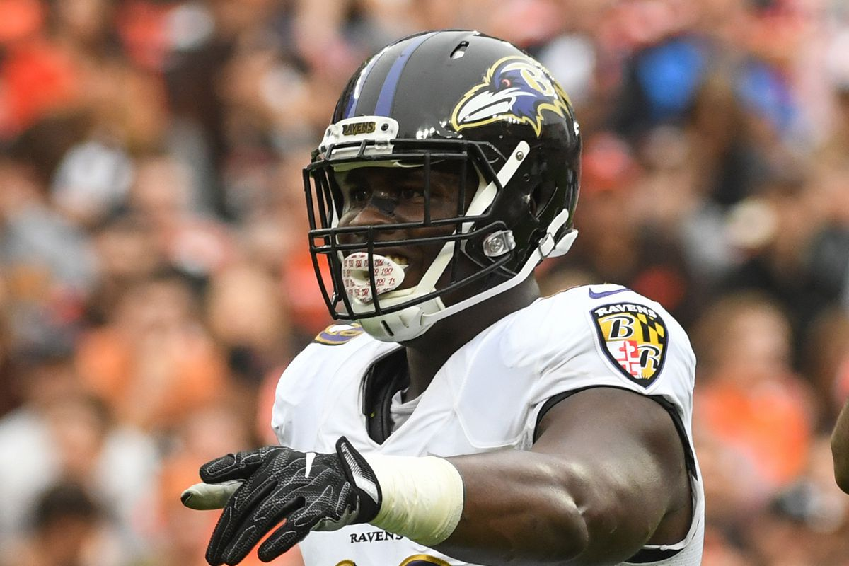971202a4 Willie Henry can be the big sack guy the Ravens need if he stays ...