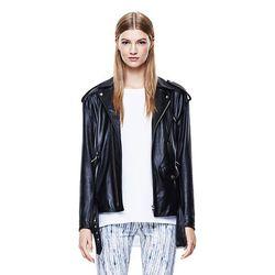 "<b>Theyskens' Theory</b> Jace Jacket, <a href=""http://www.theory.com/jace-nidge-jacket/E01TT108,default,pd.html?dwvar_E01TT108_color=001&start=14&cgid=womens-jackets-coats"">$1,495</a>"
