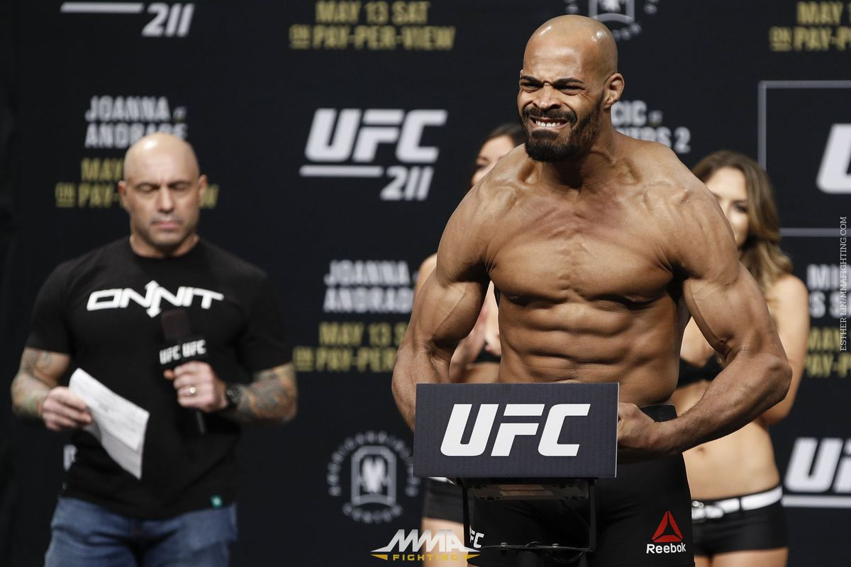 UFC middleweight David Branch suspended two years by USADA following failed drug test