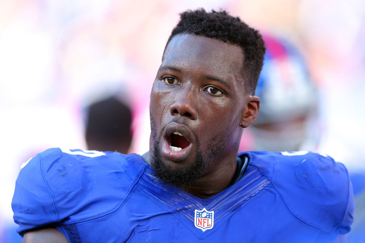 jpp giants hoping the defensive end wont miss much time