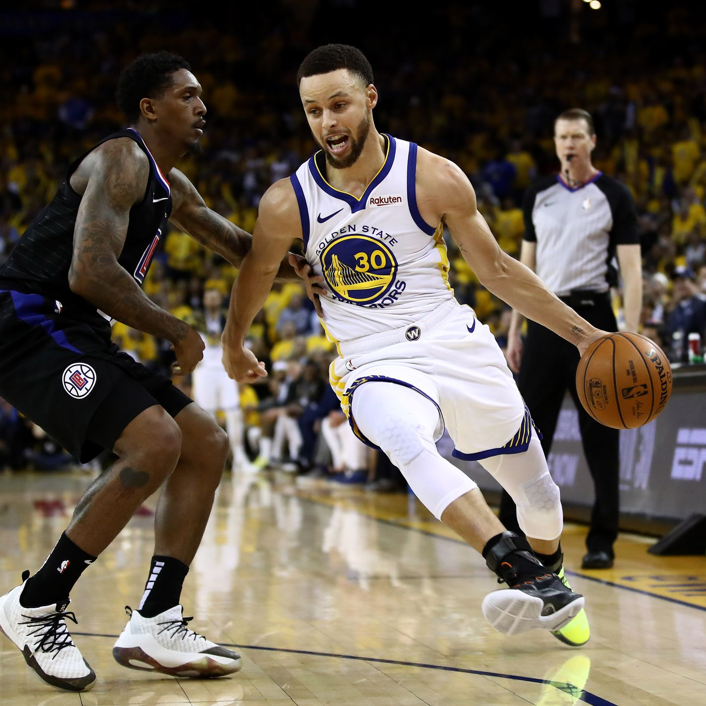 e7e691cb25a0 Warriors vs. Clippers Round 1 Game 2 - Golden State Of Mind