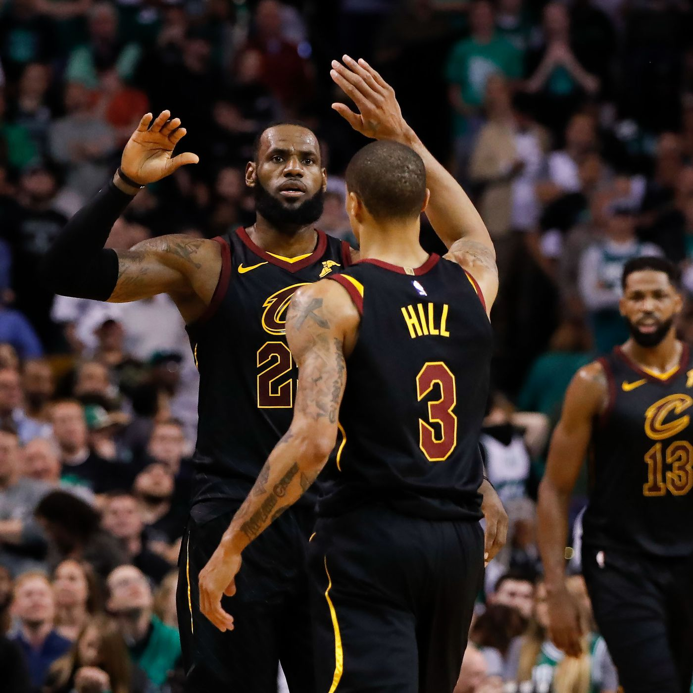 8b8f5675e Cavaliers beat Celtics in Game 7 to advance to the NBA Finals