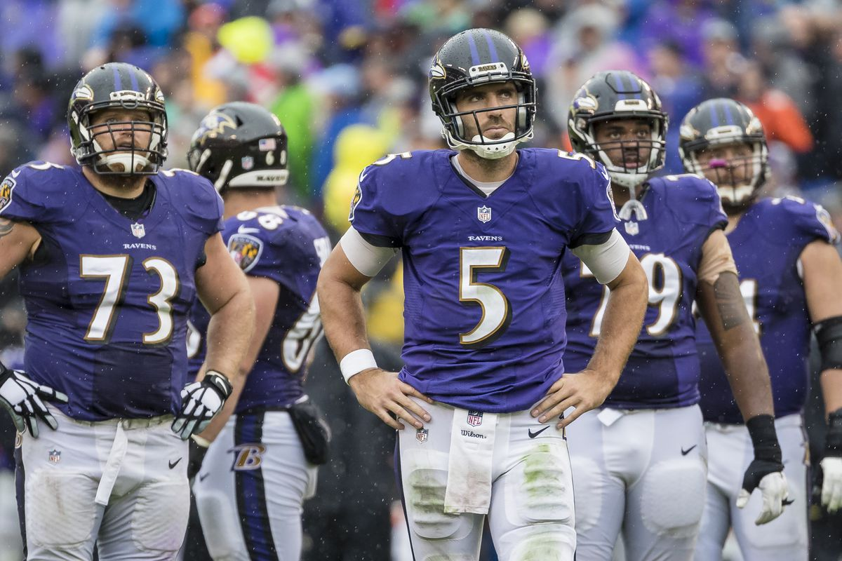 five takeaways from the ravens 27 14 win over the broncos