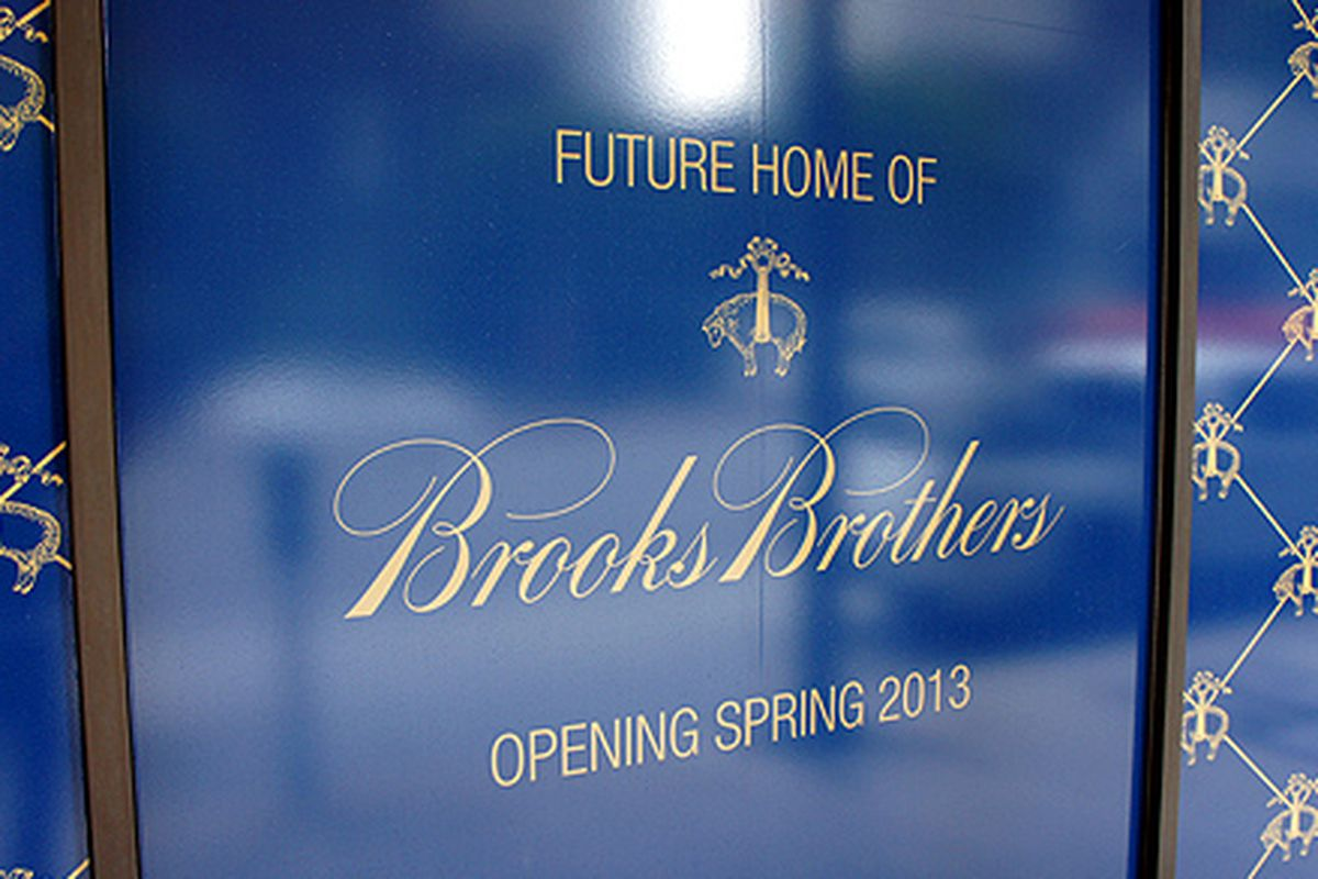 """Image via <a href=""""http://brighamyen.com/2013/03/07/brooks-brothers-opening-spring-2013-at-jonathan-club-in-downtown-la/"""">Brigham Yen</a>"""