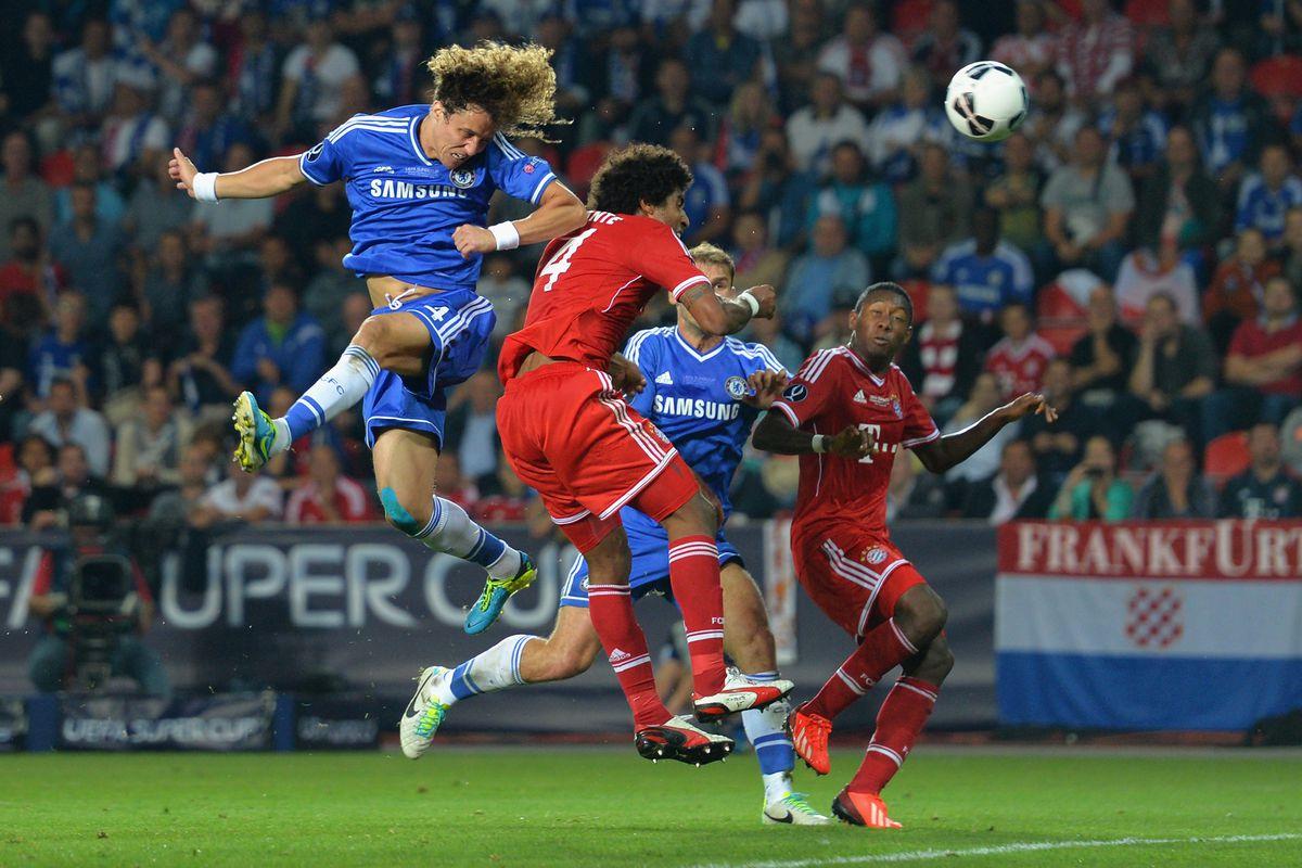 Chelsea Vs Bayern Munich Int U0026 39 L Champions Cup Confirmed