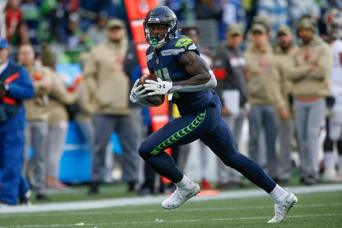 Rookie Seahawks Wr Dk Metcalf Is Making A Big Impact Already Field Gulls