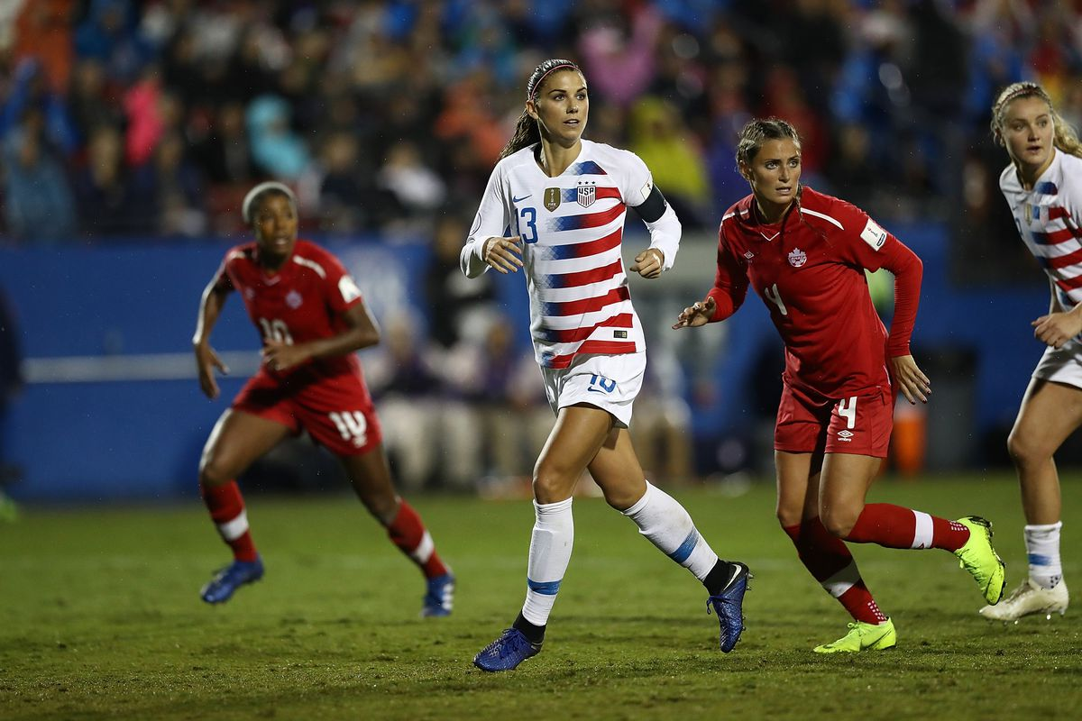 d1ee991bc Alex Morgan Named Us Soccer Player Of The Year Stars And Stripes Fc