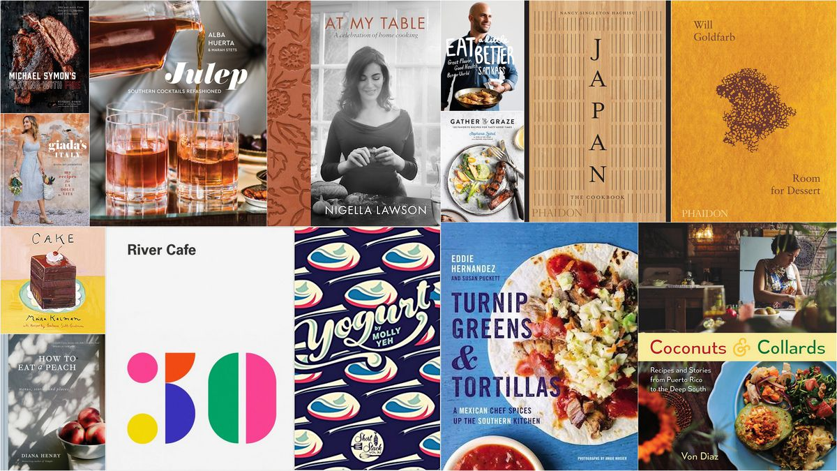 Best new cookbooks spring 2018 eater every spring 2018 cookbook that matters forumfinder Image collections