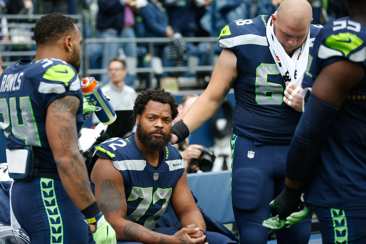 Michael Bennett has plenty to say about Levi s Stadium lack of