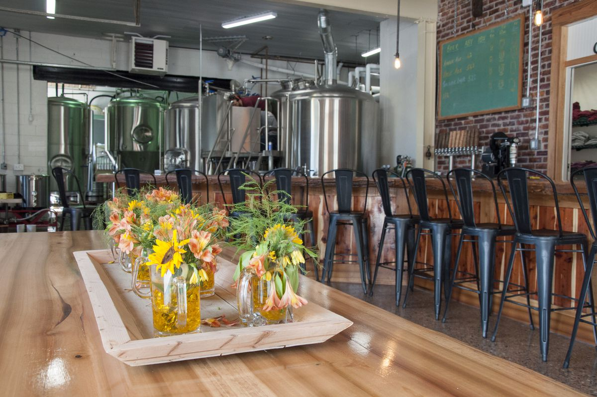 Tonewood Brewing Opens Tomorrow in Camden County
