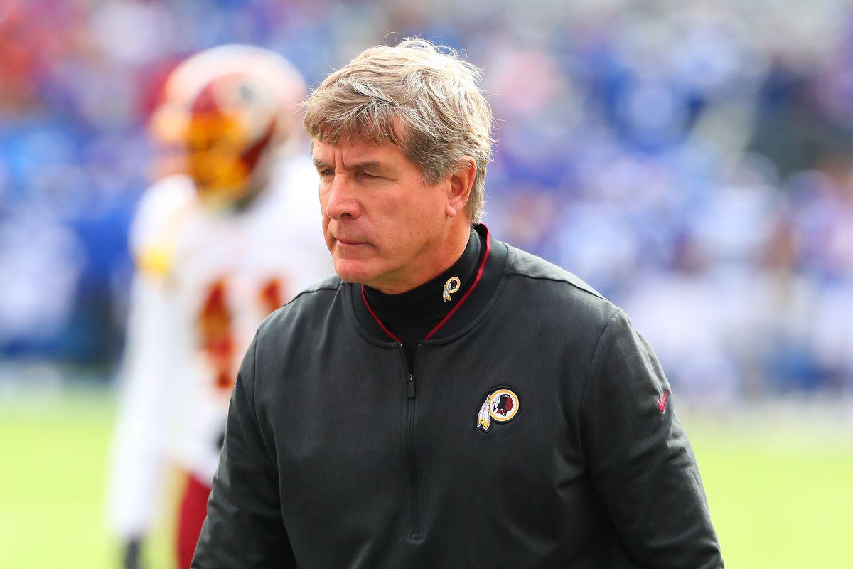 NFL: OCT 28 Redskins at Giants
