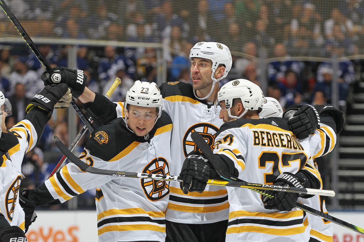 Boston Bruins v Toronto Maple Leafs - Game Four