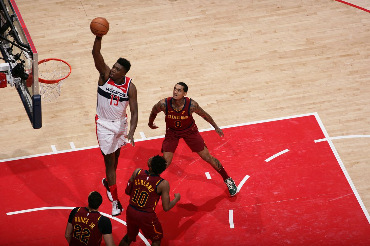 Washington Wizards Thomas Bryant expanding his game is good for future