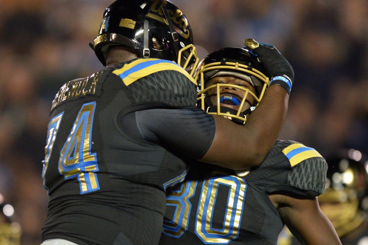 So there's this guy on the Bruins named Myles Jack - maybe you've heard of him?