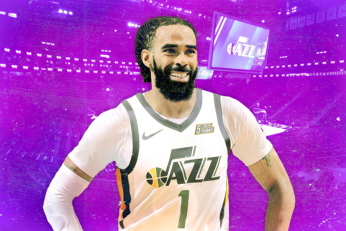 promo code eec2d 02461 Mike Conley Makes the Utah Jazz Contenders - The Ringer