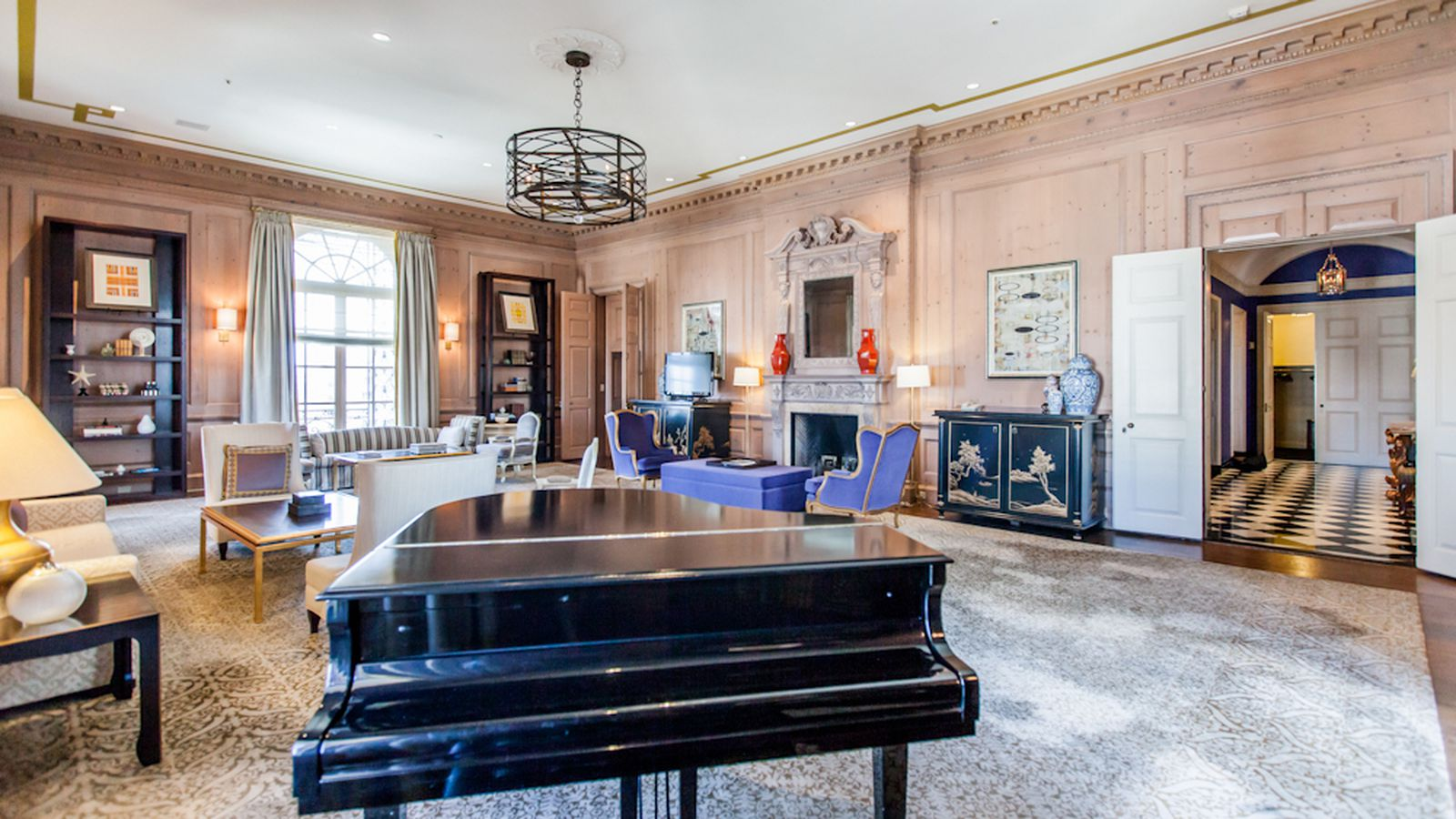 Inside San Francisco S Most Expensive Hotel Suite Curbed Sf