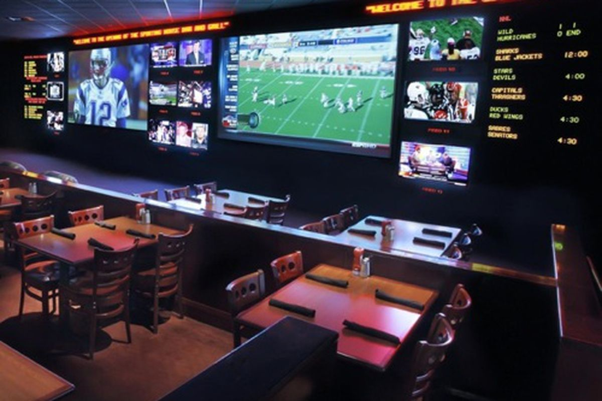 The TV screens will be tuned into the Oscars at The Sporting House.