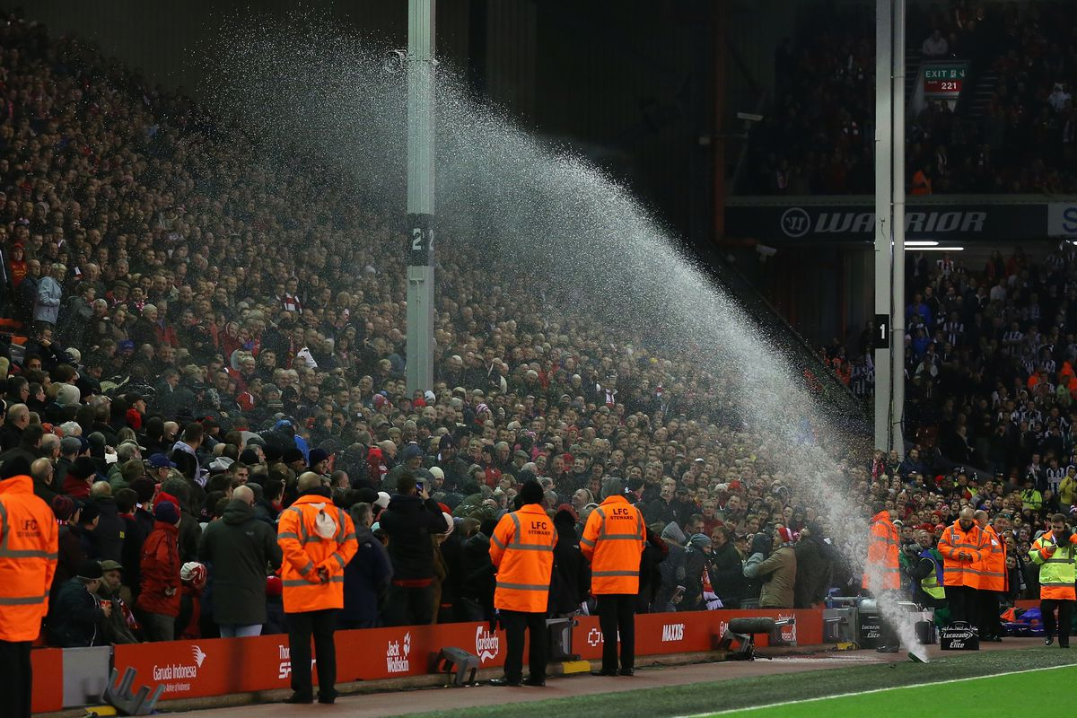 We all need a cold shower after dropping more points.