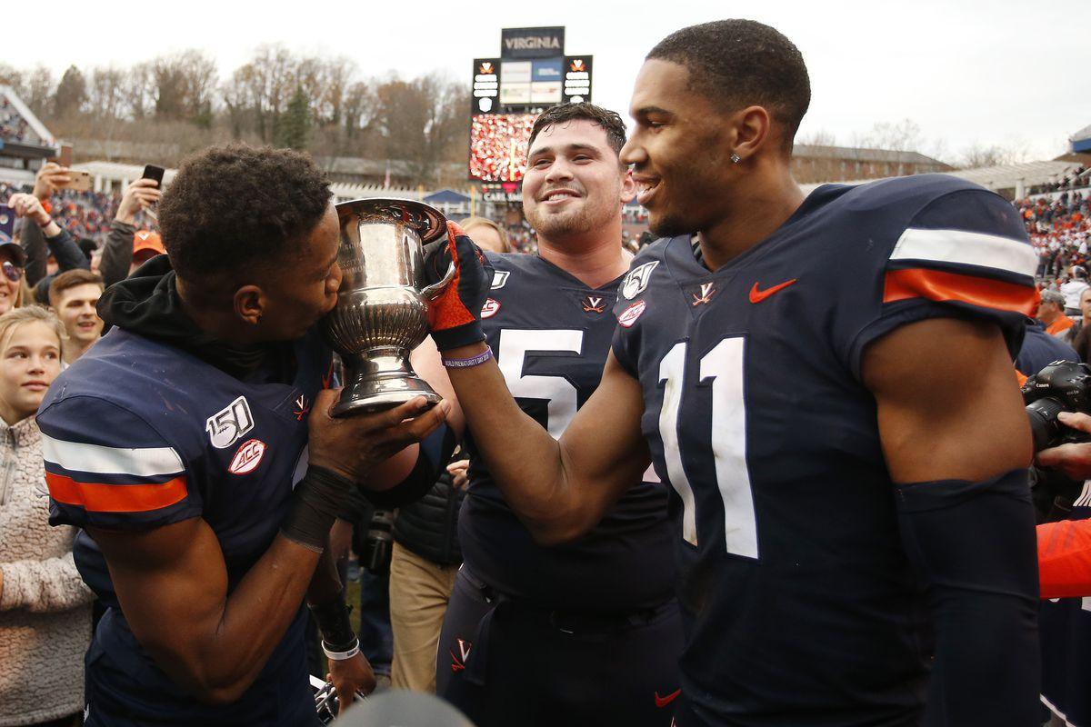 NCAA Football: Virginia Tech at Virginia