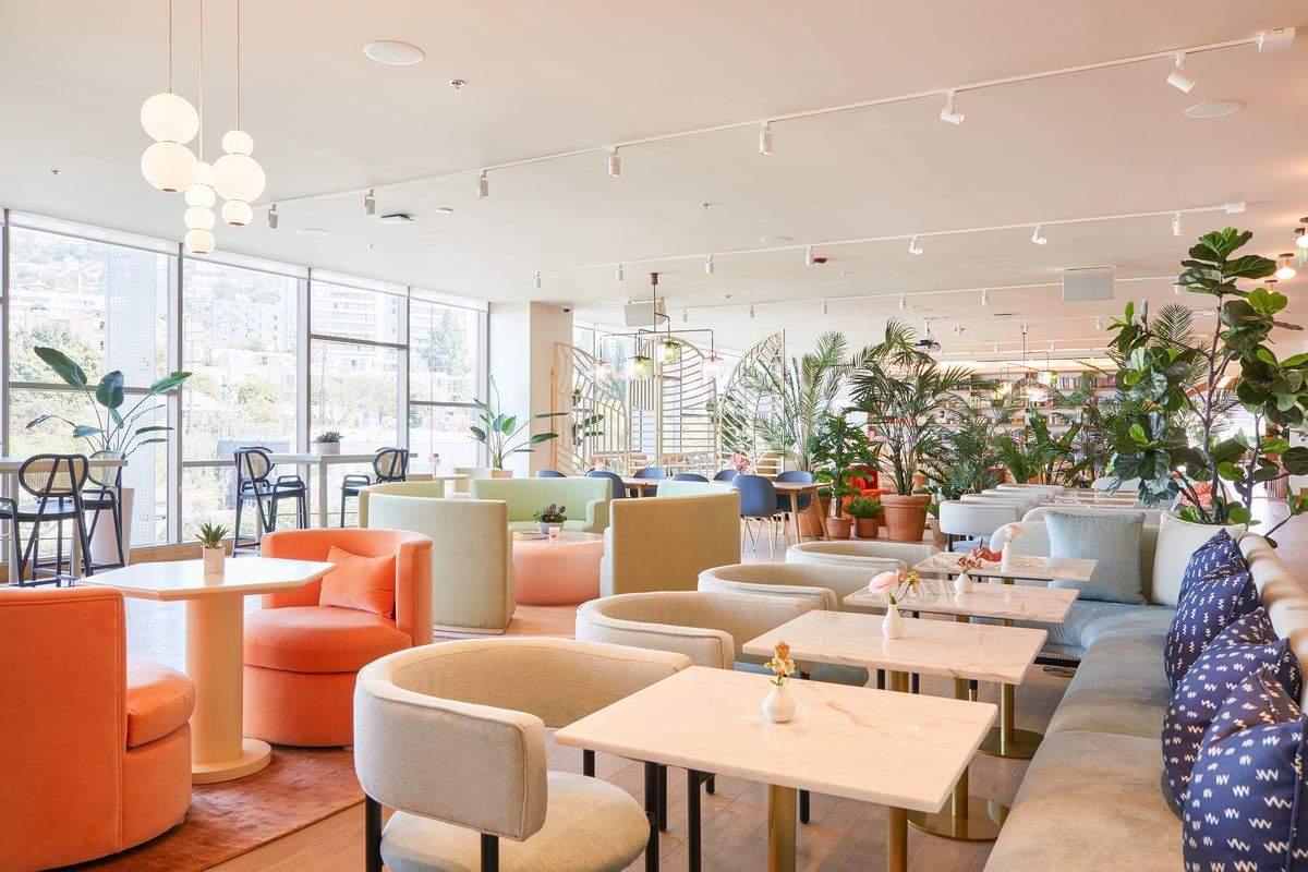e52cd882 The Wing: Women-focused coworking space now open in West Hollywood ...