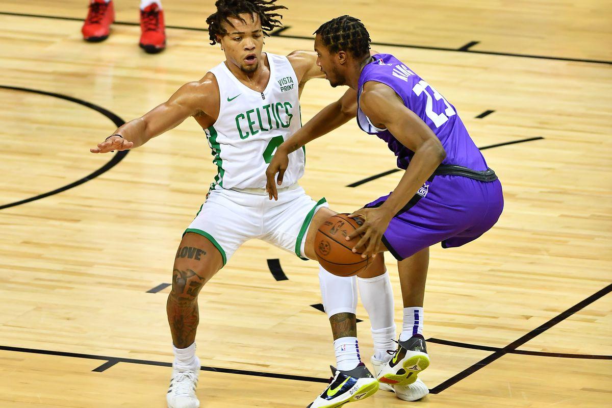 NBA: Summer League-Sacramento Kings at Boston Celtics